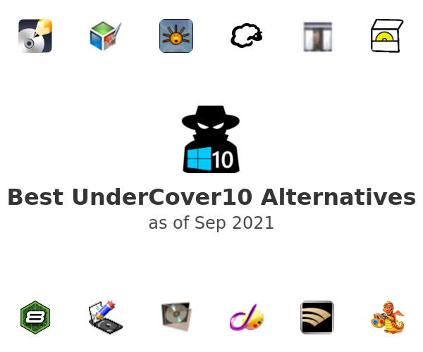 Best UnderCover10 Alternatives