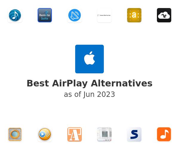 Best AirPlay Alternatives