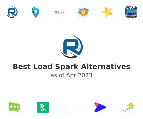 Best Load Spark Alternatives
