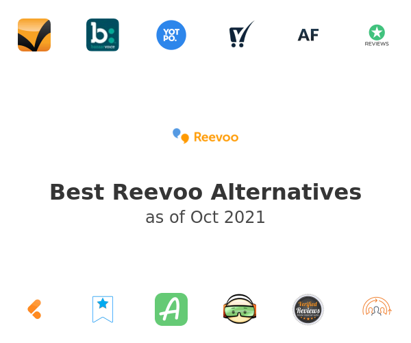 Best Reevoo Alternatives