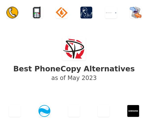 Best PhoneCopy Alternatives