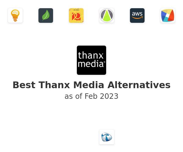 Best Thanx Media Alternatives