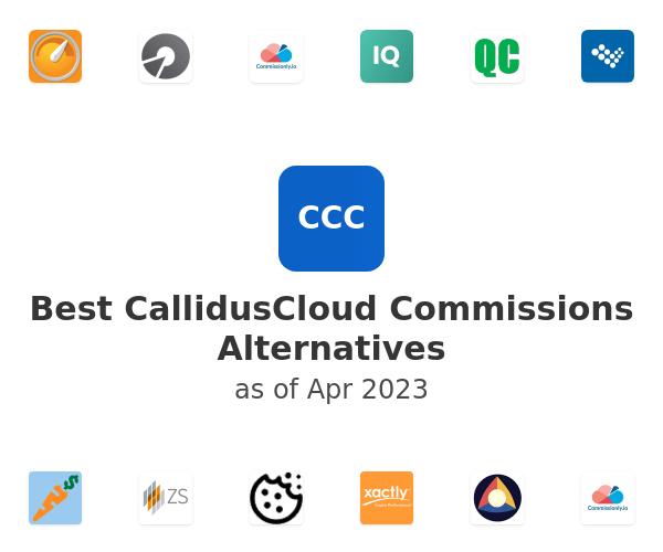 Best CallidusCloud Commissions Alternatives