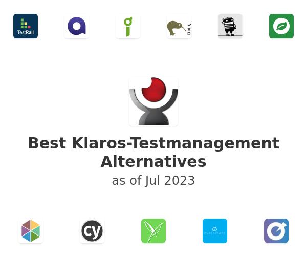 Best Klaros-Testmanagement Alternatives