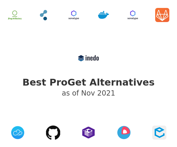 Best ProGet Alternatives