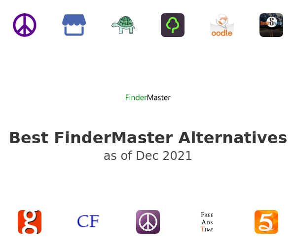 Best FinderMaster Alternatives