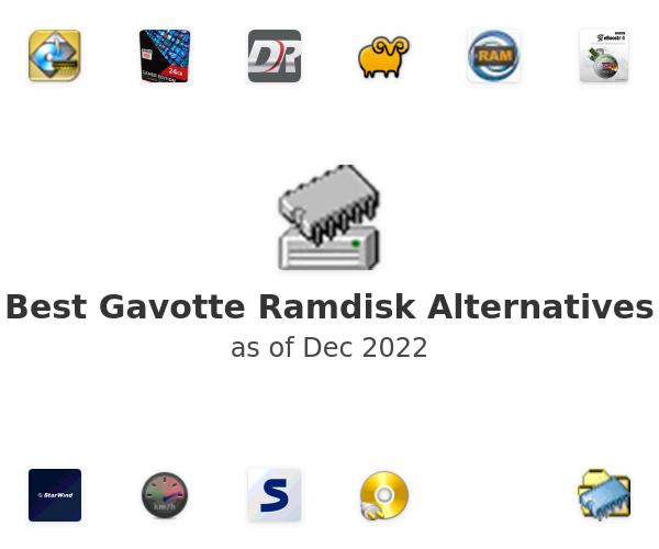 Best Gavotte Ramdisk Alternatives