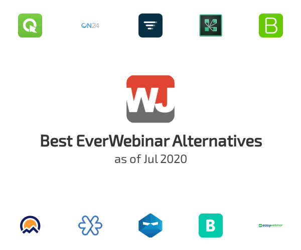 Best EverWebinar Alternatives