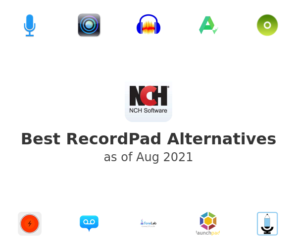 Best RecordPad Alternatives