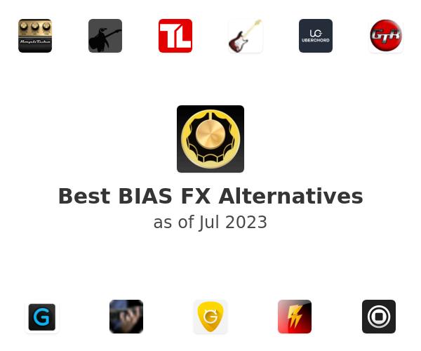 Best BIAS FX Alternatives