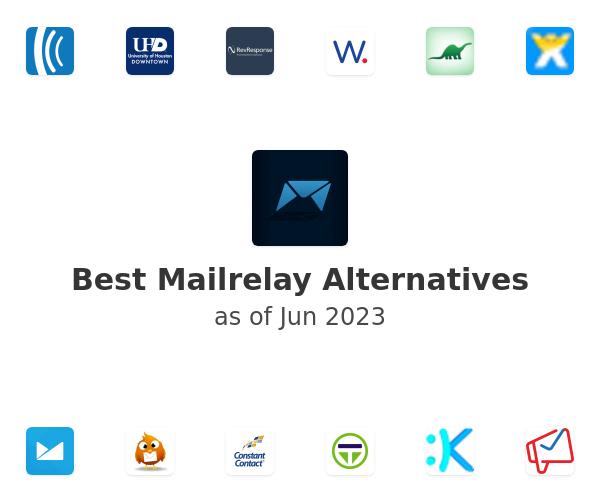 Best Mailrelay Alternatives