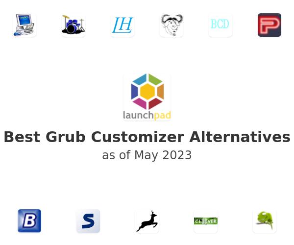 Best Grub Customizer Alternatives