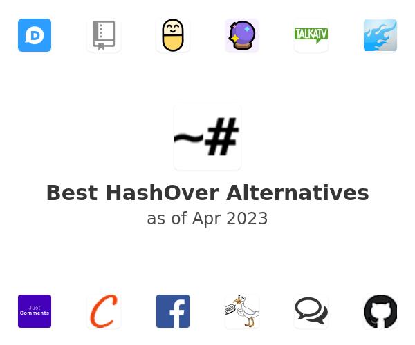 Best HashOver Alternatives