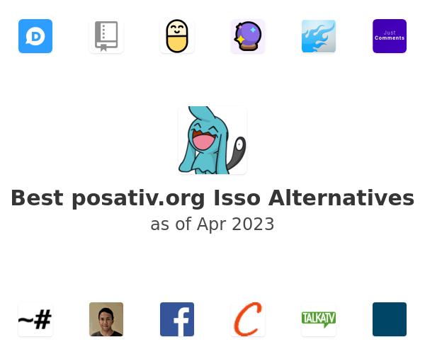 Best Isso Alternatives