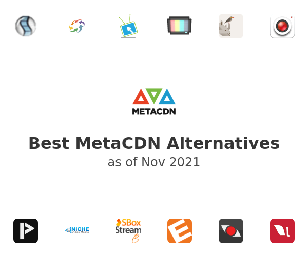 Best MetaCDN Alternatives