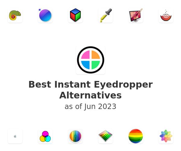 Best Instant Eyedropper Alternatives