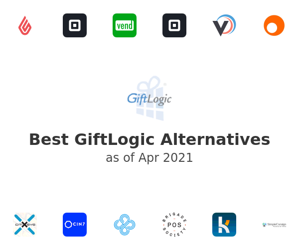 Best GiftLogic Alternatives