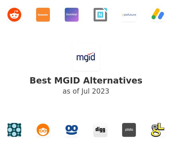 Best MGID Alternatives