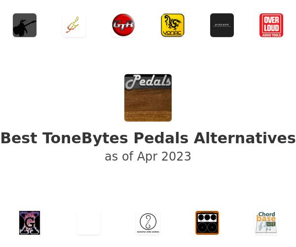Best ToneBytes Pedals Alternatives