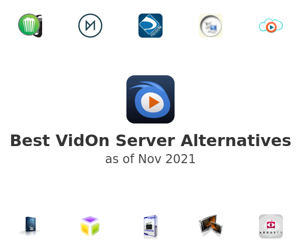 Best VidOn Server Alternatives