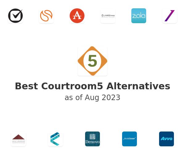 Best Courtroom5 Alternatives