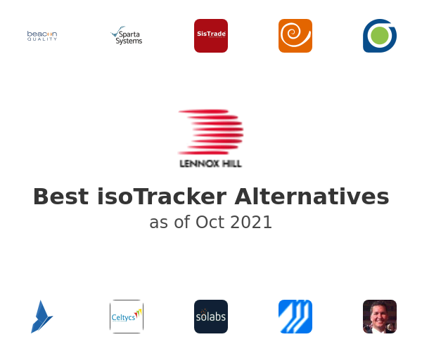Best isoTracker Alternatives