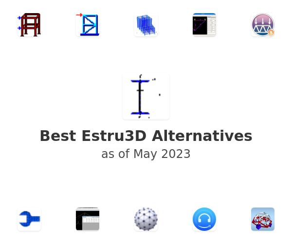 Best Estru3D Alternatives