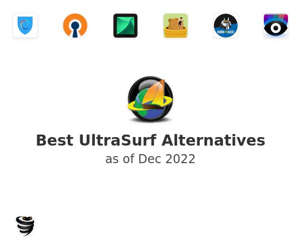 Best UltraSurf Alternatives