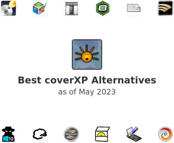 Best coverXP Alternatives