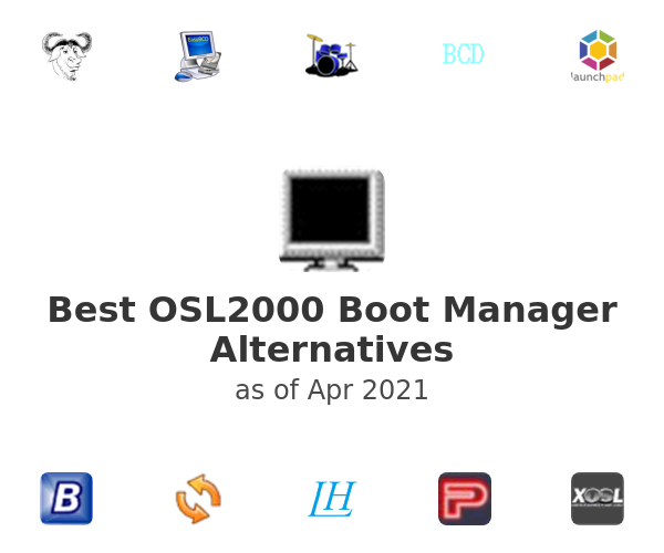 Best OSL2000 Boot Manager Alternatives