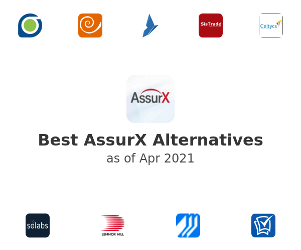Best AssurX Alternatives