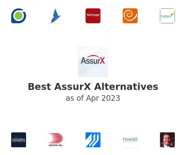 Best AssurX Alternatives