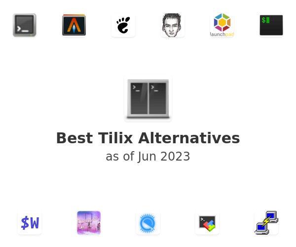 Best Tilix Alternatives