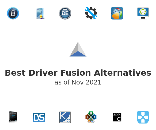 Best Driver Fusion Alternatives
