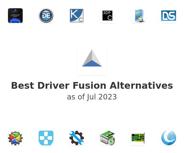 Best Driver Fusion Alternatives