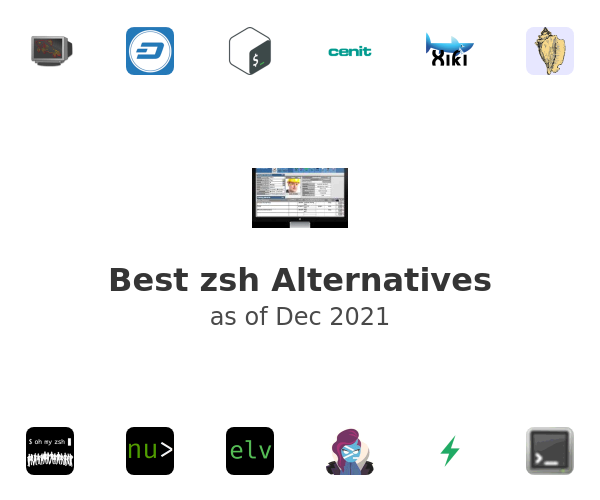 Best zsh Alternatives