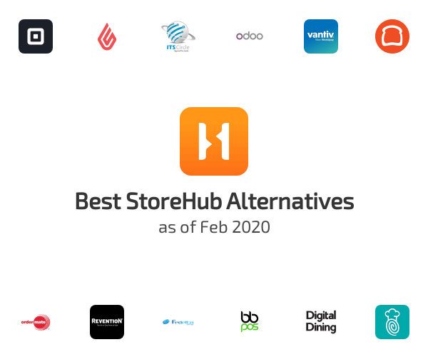 Best StoreHub Alternatives