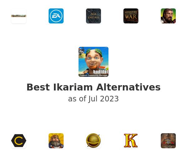 Best Ikariam Alternatives