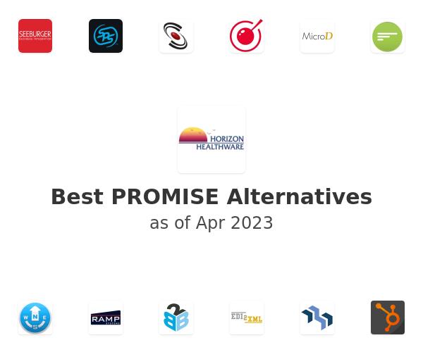 Best PROMISE Alternatives