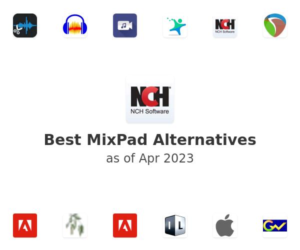 Best MixPad Alternatives