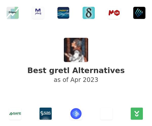 Best gretl Alternatives