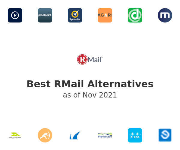 Best RMail Alternatives