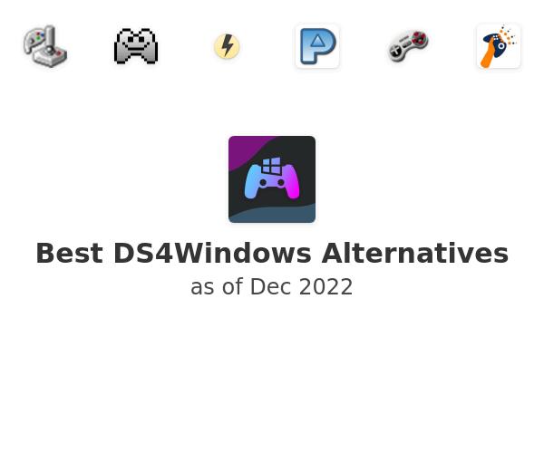 Best DS4Windows Alternatives