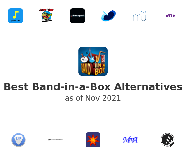 Best Band-in-a-Box Alternatives