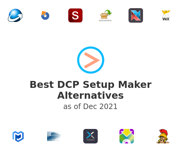 Best DCP Setup Maker Alternatives