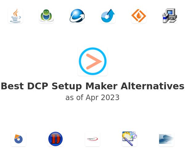 Best DCP Setup Maker Alternatives