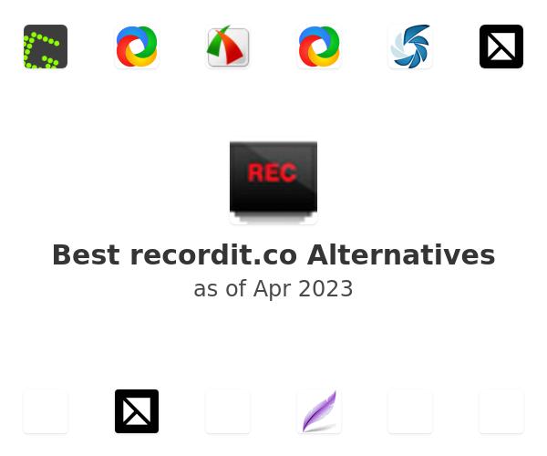 Best recordit.co Alternatives