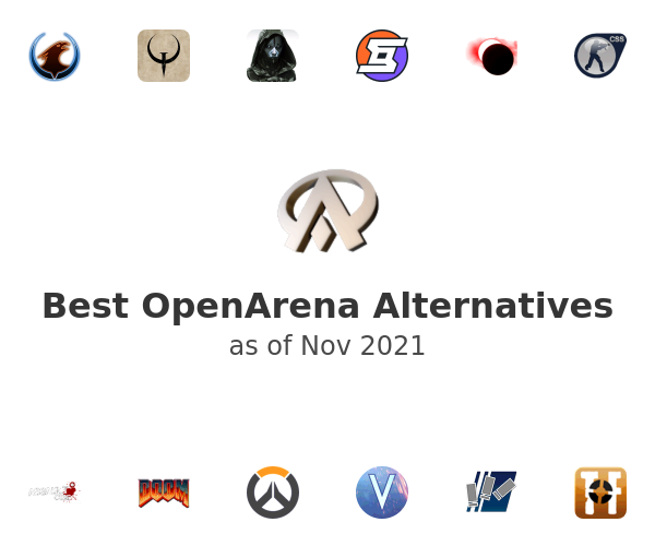 Best OpenArena Alternatives