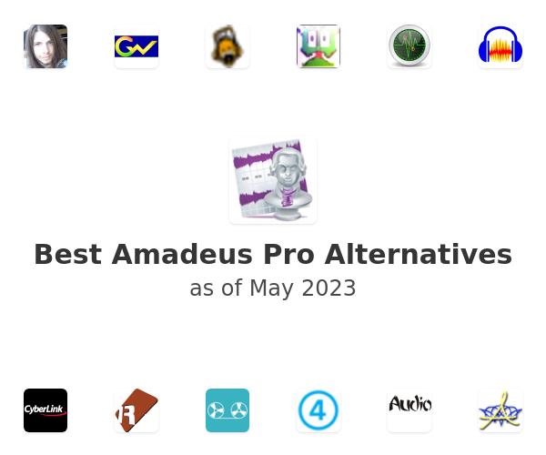 Best Amadeus Pro Alternatives