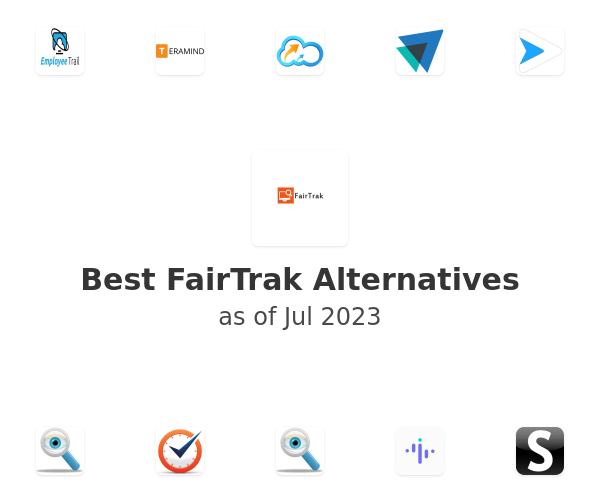 Best FairTrak Alternatives